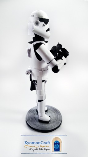Quilling Star Wars Empire Stormtrooper